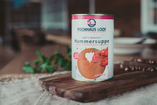 Hummersuppe